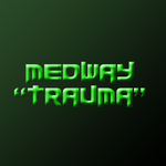 MEDWAY - Trauma EP (Front Cover)