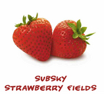 SUBSKY - Strawberry Fields (Front Cover)