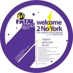 Welcome 2 No York