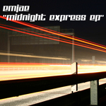 EMJAE - Midnight Express EP (Front Cover)