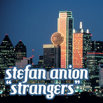 ANION, Stefan - Strangers (Front Cover)