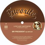 MR PRESIDENT - Love & Happiness (Front Cover)