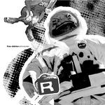 FRAU DOKTOR - Astronauten (Front Cover)