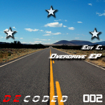 EDY C - Overdrive EP (Front Cover)