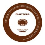 PLUTONIA - What U Know (Front Cover)