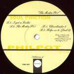 SOULPHICTION - The Media (Part 1) (Front Cover)