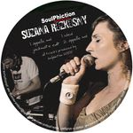 SOULPHICTION presents SUZANA ROZKOSNY - Used (Front Cover)