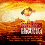 KINSEY, Scott - Kinesthetics (Front Cover)