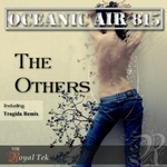 OCEANIC AIR 815 - The Others (Back Cover)