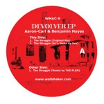AARON-CARL/BENJAMIN HAYES - Devolver EP (Front Cover)