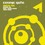 COSMIC GATE - Analog Feel (Front Cover)
