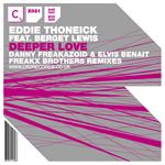 THONEIK, Eddie feat BERGET LEWIS - Deeper Love (Front Cover)