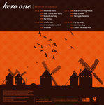 KERO ONE - Windmills Of The Soul (Back Cover)