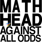 MATH HEAD - Against All Odds EP (Front Cover)