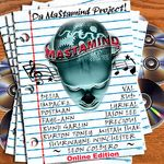 VARIOUS - Da Mastamind Project (Front Cover)