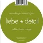 SEBBO/LARS WICKINGER - Beirut Boogie / Villa Incognito (Front Cover)