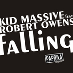 KID MASSIVE feat ROBERT OWENS - Falling (Front Cover)