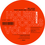 LAVILLE, Eric/PHILLIPE B/TWIST MY DJ/ROMAIN CURTIS - Dos Or Die House Tools Vol 2 (Front Cover)