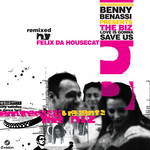 BENASSI, Benny presents THE BIZ - Love Is Gonna Save Us (2007 Remix) (Front Cover)