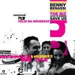 BENASSI, Benny presents THE BIZ - Love Is Gonna Save Us (2007 Remix) (Back Cover)