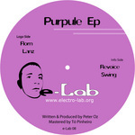 OZ, Peter - Purple EP (Front Cover)