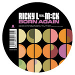 RICKY L feat M CK - Born Again (Front Cover)