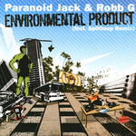 PARANOID JACK/ROBB G - Enviromental Product (Front Cover)