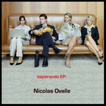 OVALLE, Nicolas - Esperando EP (Front Cover)
