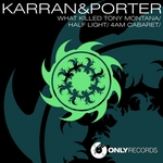 KARRAN & PORTER - Nature Club EP (Front Cover)