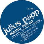 PAPP, Julius - Electro Fied EP (Back Cover)