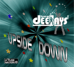 DISCO DEEJAYS - Upside Down (Front Cover)