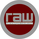 MCAFFER, Guy/STERLING MOSS - RAW 018 (Front Cover)