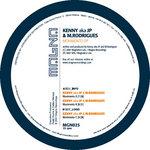 KENNY aka JP & M RODRIGUES - Movimento EP (Back Cover)