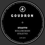 GOUDRON - Stiletto EP (Front Cover)