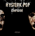 HYSTERIK POP - Confusion (Front Cover)