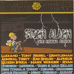 VARIOUS - Storm Alarm (Front Cover)
