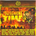 VARIOUS - Judgement Time (Front Cover)