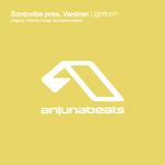 SONICVIBE presents VARDRAN - Lightform (Front Cover)