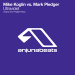 KOGLIN, Mike vs MARK PLEDGER - Ultraviolet (Front Cover)