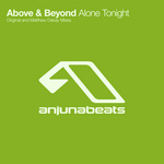 ABOVE & BEYOND - Alone Tonight (Front Cover)