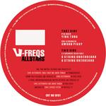 PIG HAIR/LE GRANDE BOOFONT/RAE BONANZA - U-Freqs Allstars Vol 1 (Back Cover)