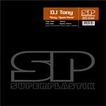 DJ TONY - Siony (Front Cover)