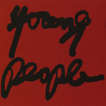 YOUNG PEOPLE - All At Once (Front Cover)
