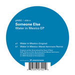 SOMEONE ELSE - Water In Mexico (Front Cover)