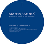 CLARK, Tom - Laylines Vol. 3 (Front Cover)