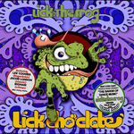 LICK THE FROG - Lick Cho'clate (promo) (Front Cover)