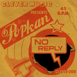 POPKAN - No Reply EP (Front Cover)