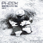 PHEEK - Magda Had A Little Troll Remix EP (Front Cover)