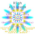 SOLAR RHYTHMZ - High Altitude (Back Cover)