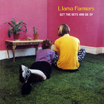 LLAMA FARMERS - Get The Keys & Go (Front Cover)